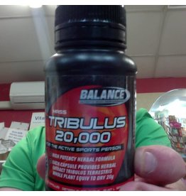 Balance TRIBULUS 20, 000 MG  60 Caps