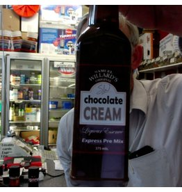 Brewcellar Samuel Willards Pre-Mix Chocolate Cream