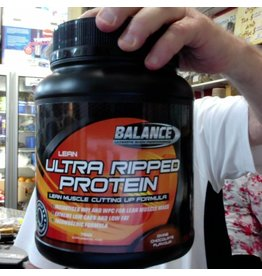 Balance ULTRA RIPPED PROTEIN CHOC 750 gms