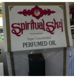 Spiritual Sky  Perfumed Oil 8.5ml Amber Carded