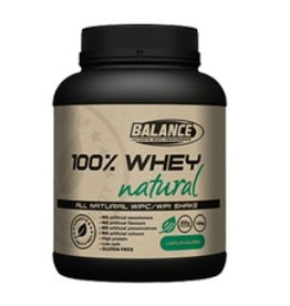 Balance 100% WHEY NATURAL UNFLAVOURED 750g
