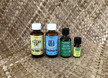 Theraputic Oils
