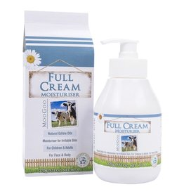 Moogoo MooGoo Full Cream Moisturiser 270 grams NEW SIZE