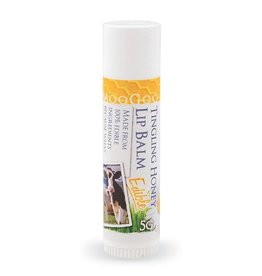 Moogoo moogoo Lip Balm – Tingling Honey 5 grams