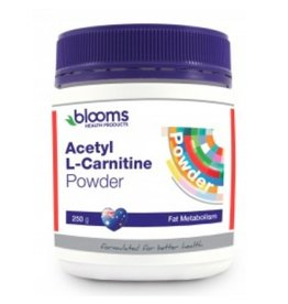 Phytologic blooms Acetyl L-Carnitine 250 g Powder