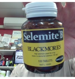 Blackmores Blackmores Selemite B 100 tablets