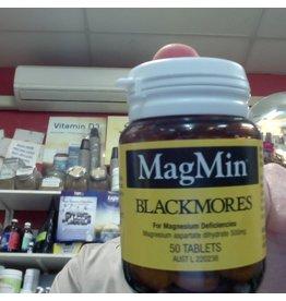 Blackmores Blackmores MagMin 50 tablets