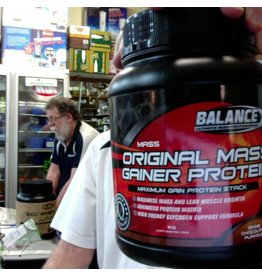 Balance Balance Original  MASS GAINER CHOCOLATE 1kg