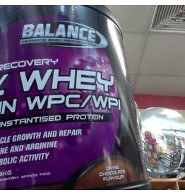 Balance 1.5 kg Balance 100% Whey Protein WPC/WPI