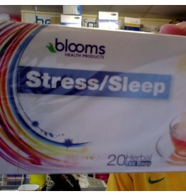 Phytologic blooms Stress/Sleep 20 Tea Bags
