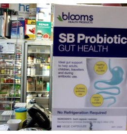 Phytologic blooms SB Probiotic Gut Health 60 vegetarian capsules
