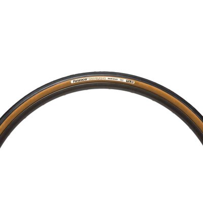 Panaracer GravelKing SLICK Tire Brown Sidewall