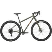 """Salsa Fargo Apex 1 29"""" Bike Olive"""