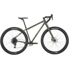"""Salsa Salsa Fargo Apex 1 29"""" Bike Olive"""
