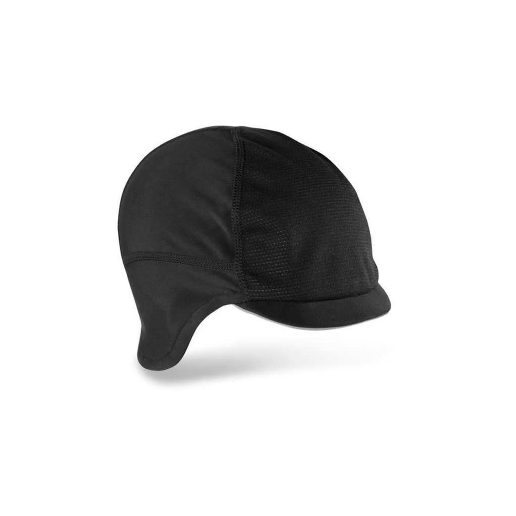 f1a4127574abd8 Giro Ambient Winter Cycling Cap, Black - Paradise Garage Bicycles