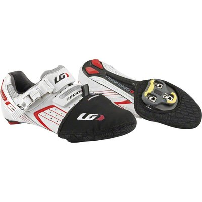 Louis Garneau Toe Thermal Shoe Cover, Black