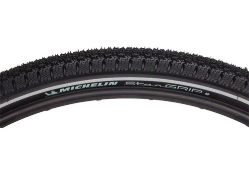 Michelin Star Grip Tire Black