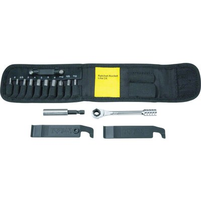 Topeak Topeak Ratchet Rocket Lite DX Tool Kit