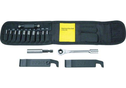 Topeak Topeak Ratchet Rocket Lite DX Tool Kit