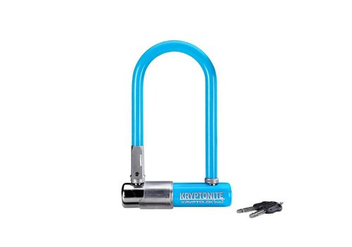 Kryptonite Kryptonite Series 2 Mini-7 U-Lock Blue