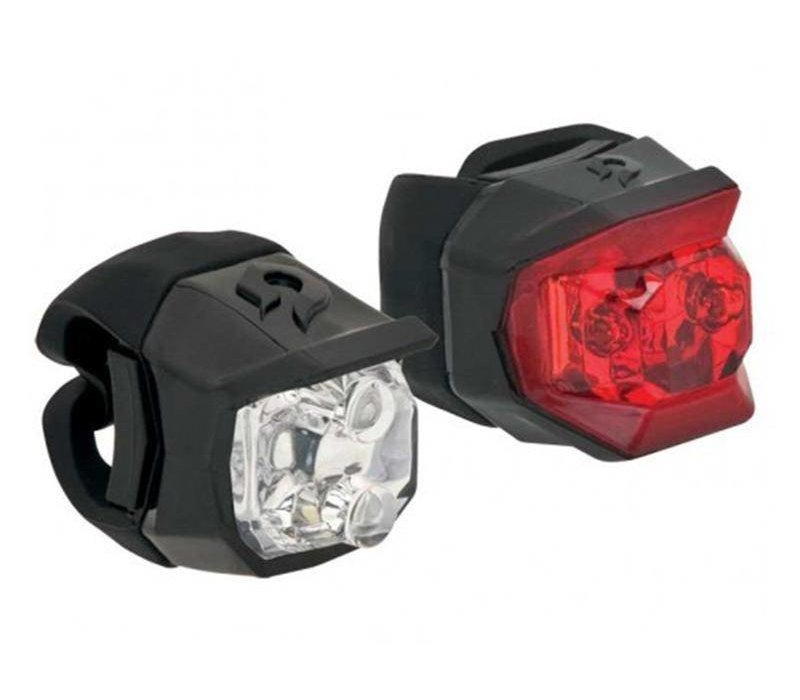 Blackburn Click Lights Combo Pack - Black