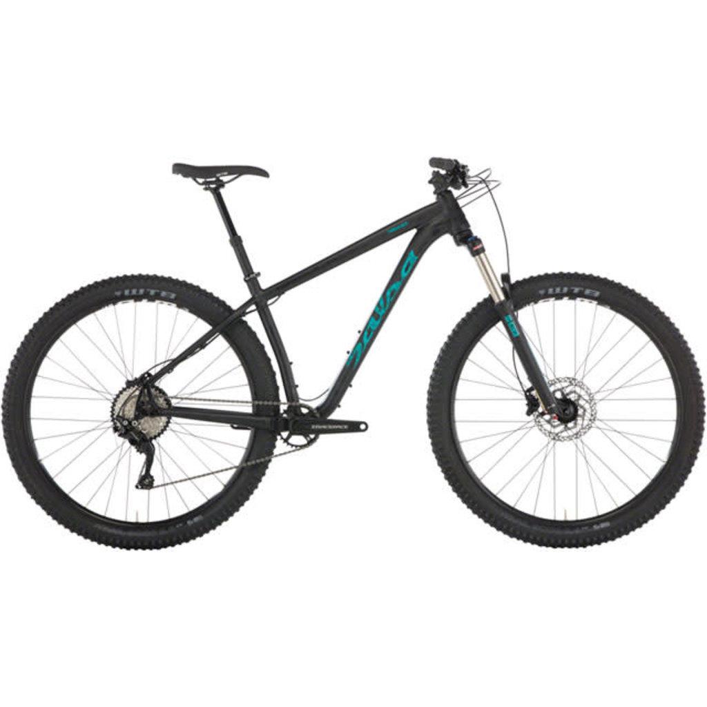Salsa Timberjack Deore 1x 29 Bike - Black