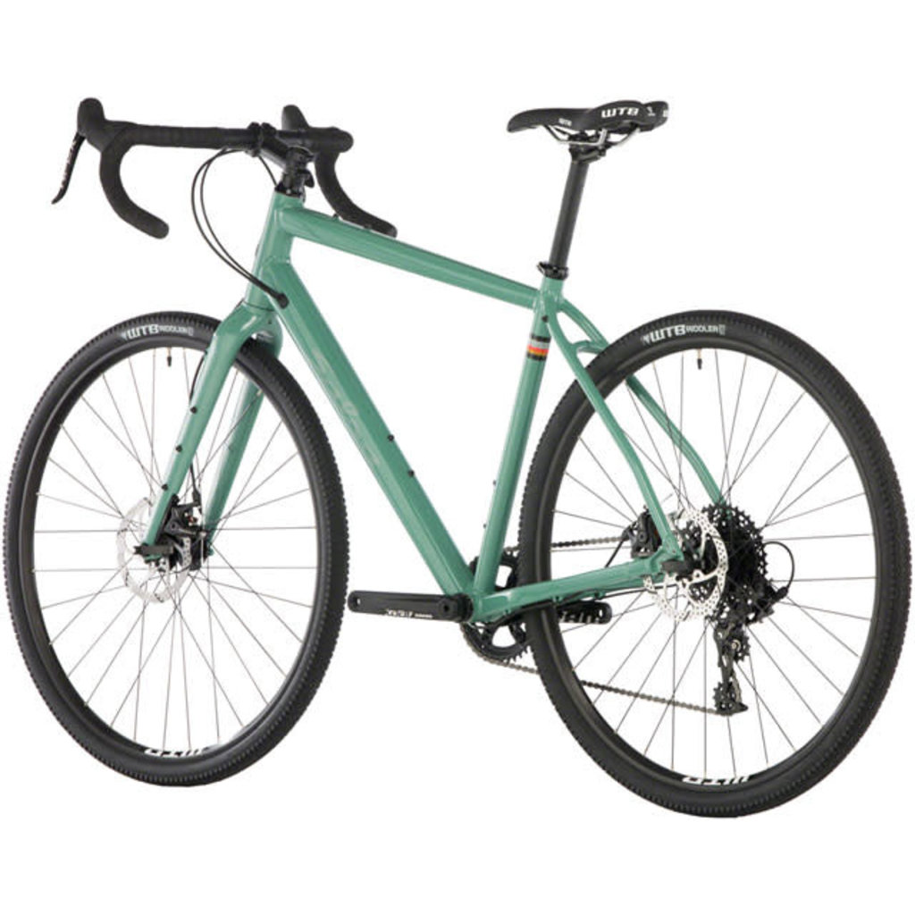 Salsa Salsa Journeyman Apex 700c - Blue/Gray