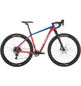 Salsa Salsa Cutthroat Rival 1 Bike - Red/Blue