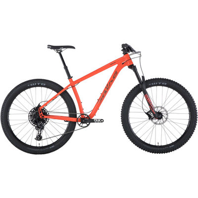 Salsa Salsa Timberjack NX Eagle 27.5+ Red/Orange