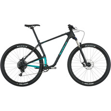 "Salsa Woodsmoke NX1 29"" Black/Teal"