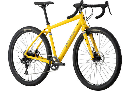 Salsa Salsa Journeyman 650b Apex - Yellow