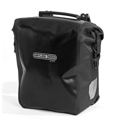 Ortlieb Ortlieb Front-Roller City Front Pannier: Pair~ Black
