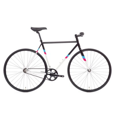State Bicycle Co. State La Fleur 3 SS Riser Lo-Pro Black/White