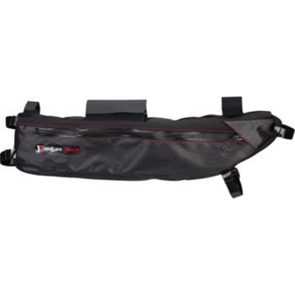 Revelate Designs Revelate Designs Tangle Frame Bag: Black, MD
