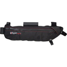 Revelate Designs Revelate Designs Tangle Frame Bag: Black, SM