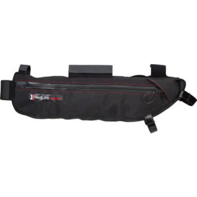 Revelate Designs Revelate Designs Tangle Frame Bag: Black, SM