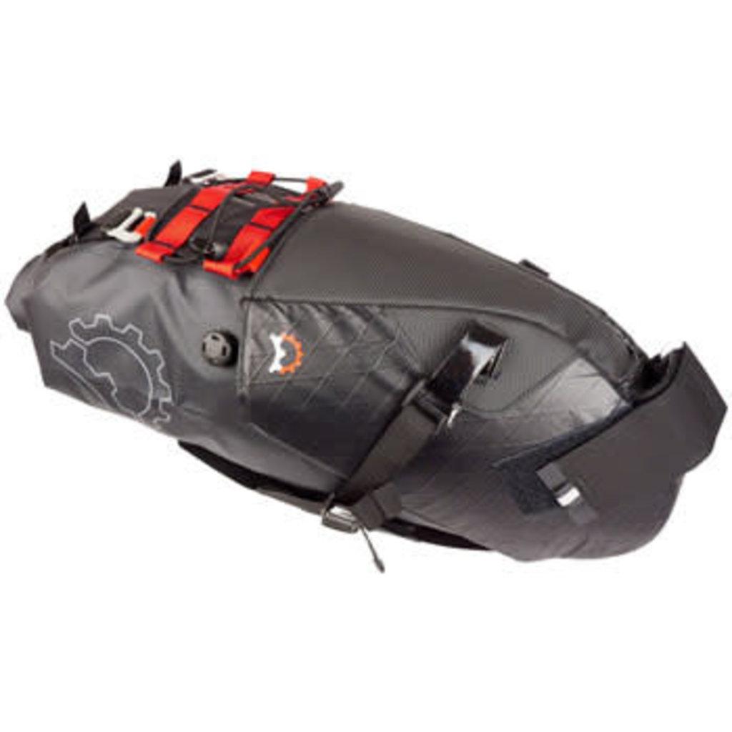 Salsa Revelate Designs Terrapin System 2019 Seat Bag: 14L, Black