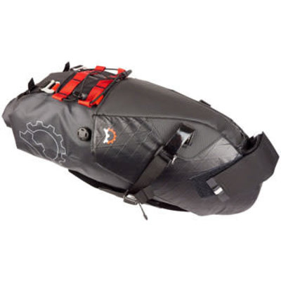 Salsa Revelate Designs Terrapin System 2019 Seat Bag: 14L, Black