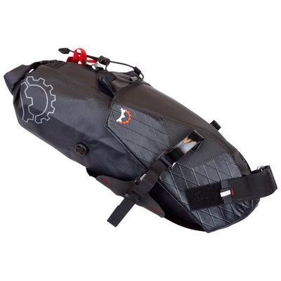 Revelate Designs Revelate Designs Terrapin System Seat Bag: 8L, Black
