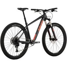 "Salsa Salsa Rangefinder SX Eagle 29 Bike - 29"", Aluminum, Black"