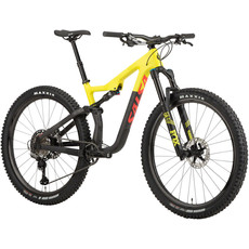 "Salsa Salsa Horsethief Carbon XTR Bike - 29"", Carbon, Yellow/Raw"
