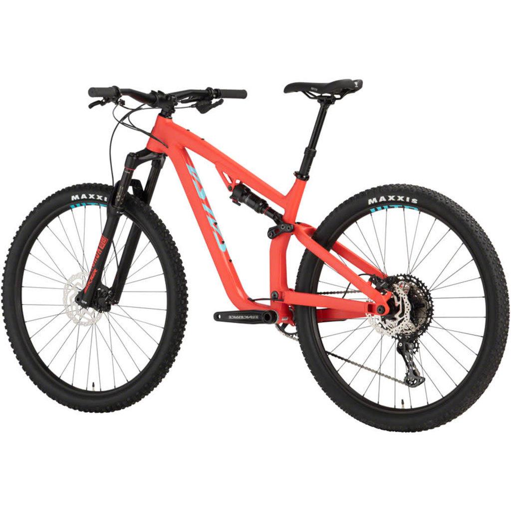 "Salsa Spearfish SLX Bike - 29"", Aluminum, Red"