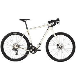 "Salsa Salsa Cutthroat Carbon GRX 810 Di2 Bike - 29"", Carbon, Off White"