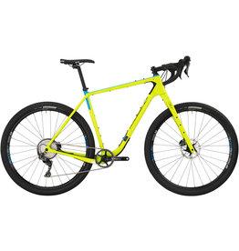 "Salsa Salsa Cutthroat Carbon GRX 810 1x Bike - 29"", Carbon, Bright Green"