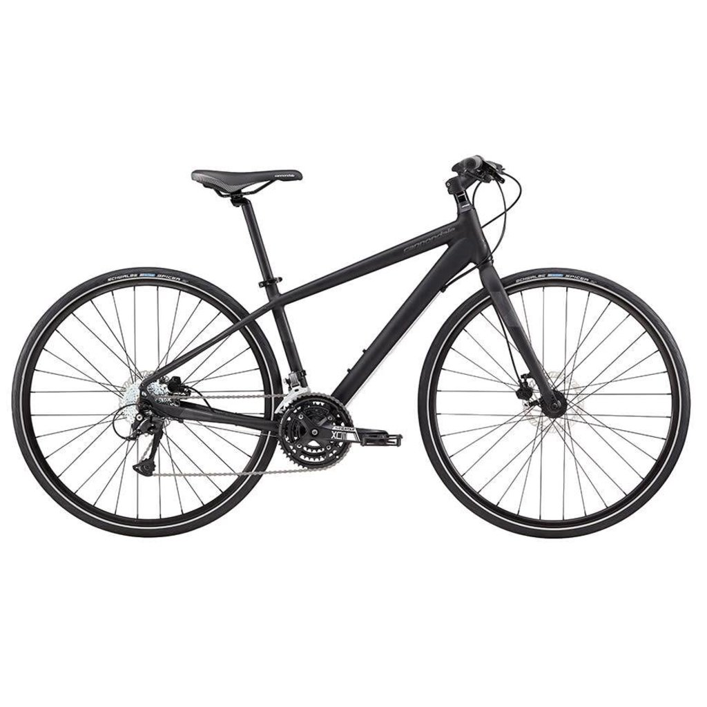 Cannondale Cannondale Quick 5 Disc Women's Graphite