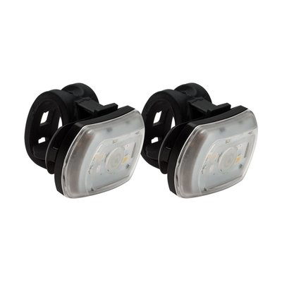 BLACKBURN BlackBurn 2FER USB Front/Rear Light 2-Pack