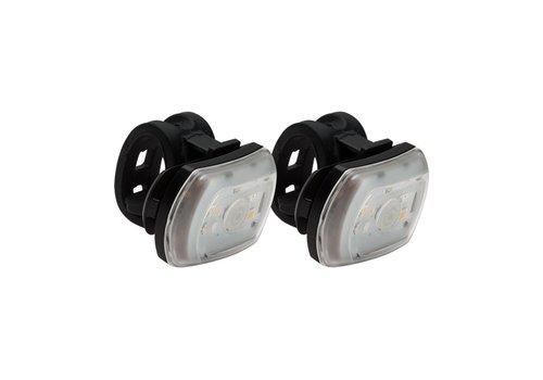BLACKBURN BlackBurn 2FER USB Front/Rear Light 2-Pack