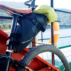 BLACKBURN BlackBurn OUTPOST SEAT PACK W/ DRY BAG BLACK