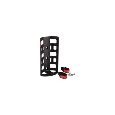 Salsa Salsa Anything Cage HD with Salsa Straps, Black