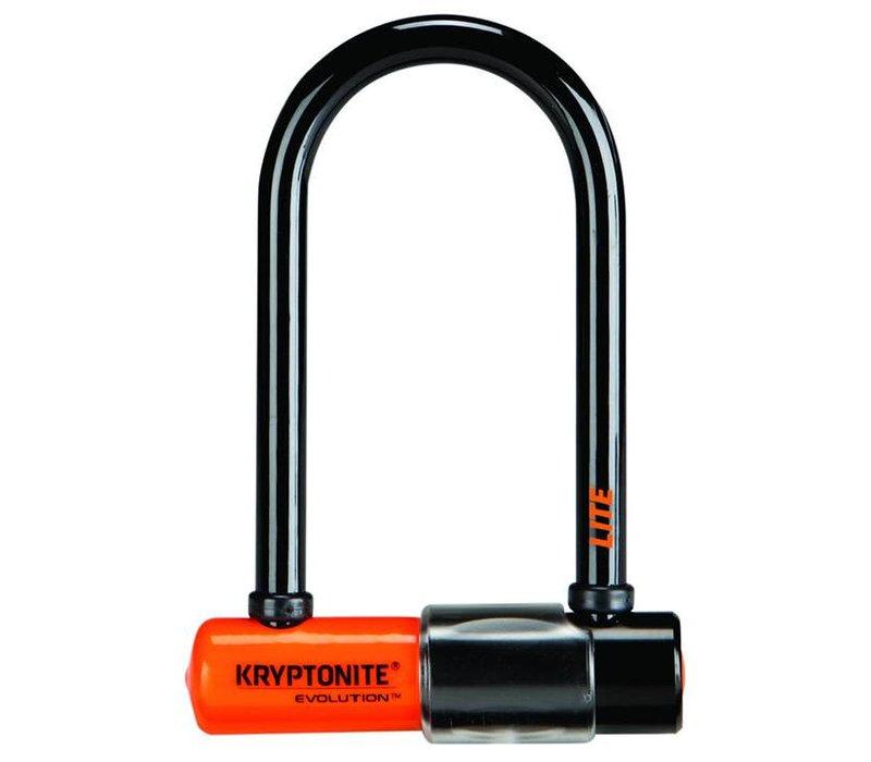 Kryptonite Evolution LITE Mini-6 U Lock